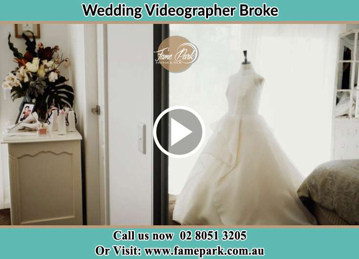 The wedding dress Broke NSW 2330