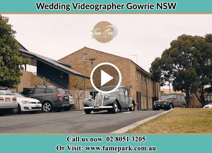 The wedding car Gowrie NSW NSW 2060