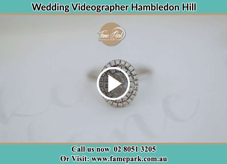 The wedding ring Hambledon Hill NSW 2330