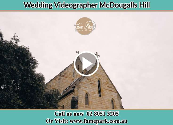 The wedding venue McDougalls Hill NSW 2330