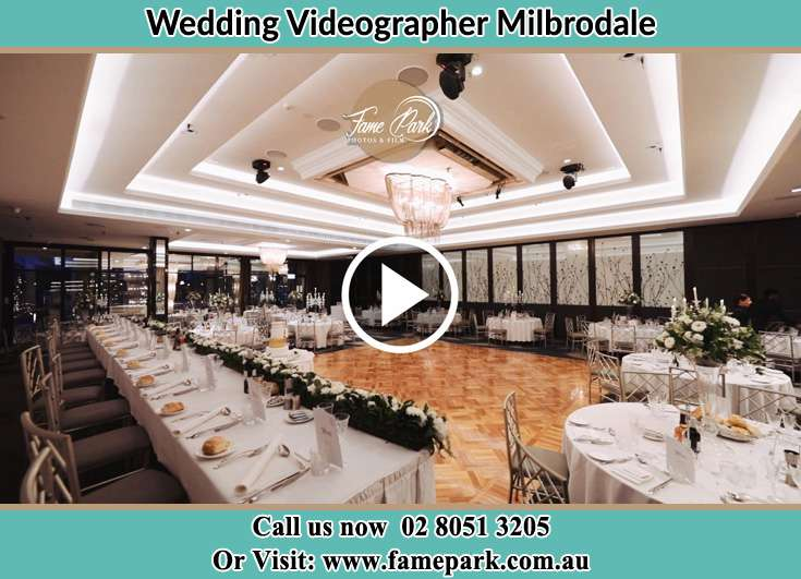 The wedding reception venue Milbrodale NSW 2330