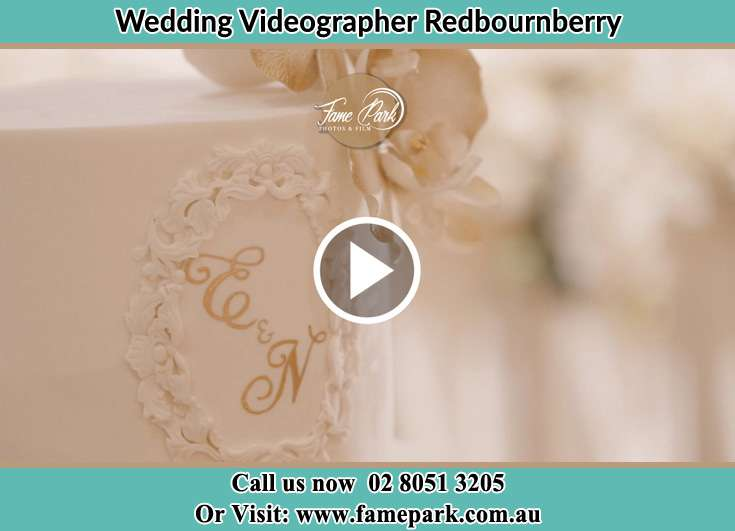The wedding cake Redbournberry NSW 2330